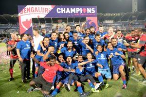 Bengaluru FC celebrations 3