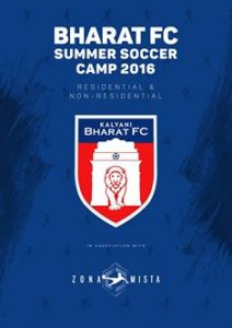 Kalyani Bharat FC summer camp