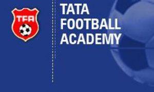 Tata Football Academy logo