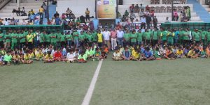Goa Football Development Council - AFC Grassroots Day