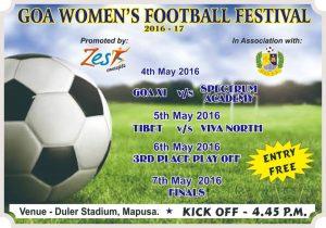 Goa Womens Football Festival