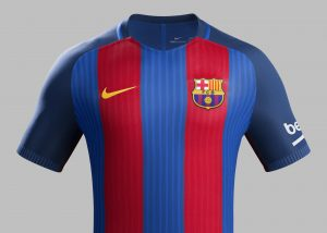 Nike - FC Barcelona 2016 home kit