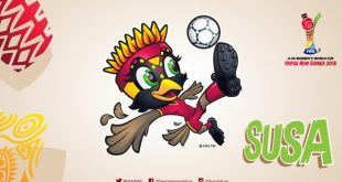 Air Niugini & Telikom PNG announced as National Supporters of 2016 FIFA U-20 Women's World Cup in Papua New Guinea!