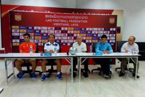 2019 AFC Asian Cup q - Laos - India