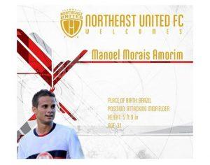 NorthEast United - Manoel Morais Amorim