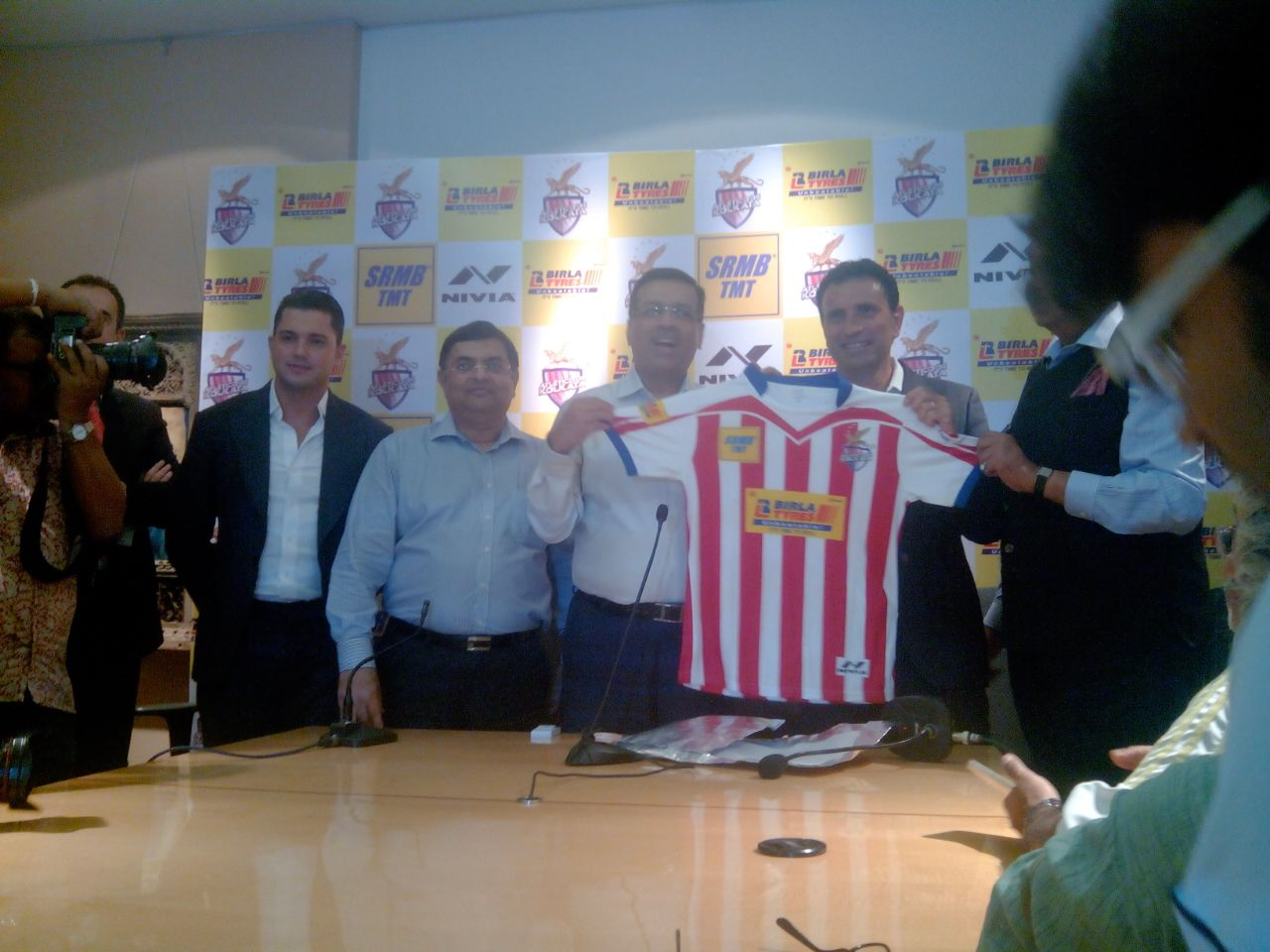 bcbaf55be VIDEO  Catching up with Atletico de Kolkata head coach José Francisco  Molina! - Arunava about Football