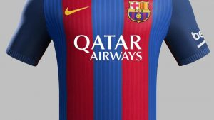 FC Barcelona - Qatar Airways