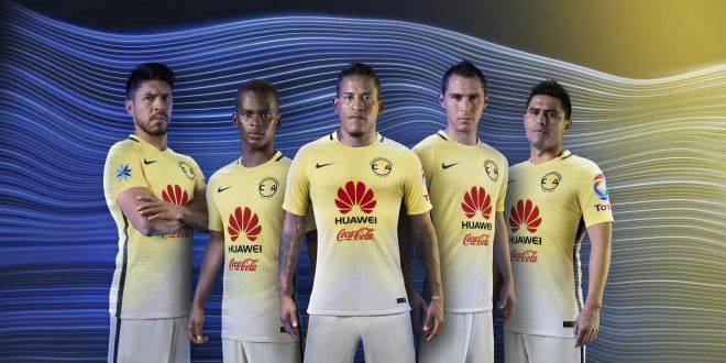 1fe65e987 Nike present Mexico s Club America 2016 17 home kit! - Arunava about ...