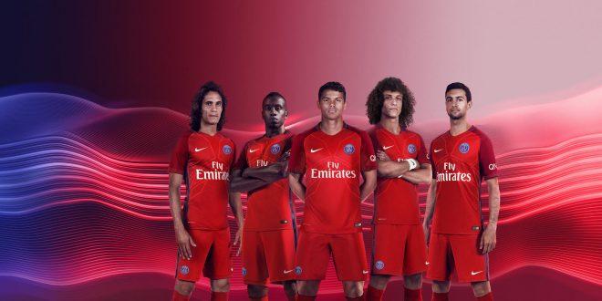 051757ded49 Nike launch Paris Saint-Germain 2016717 Away Kit! - Arunava about Football