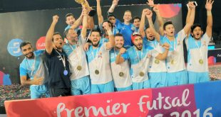 Mumbai 5s crowned first champions of Premier Futsal, defeat Kochi in final!