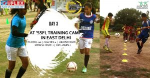 STAIRS Grassroot camps