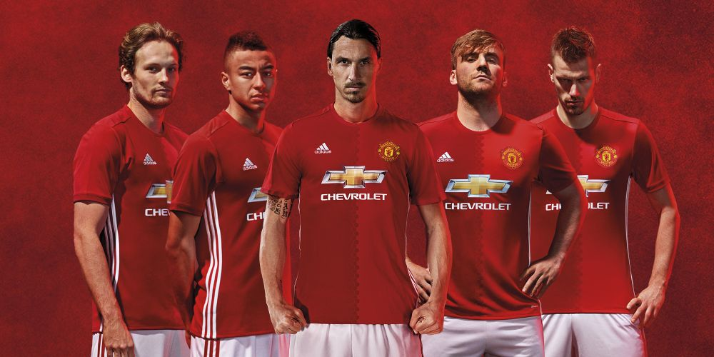 9c0b1a4d109 adidas release new Manchester United home jersey! - Arunava about Football