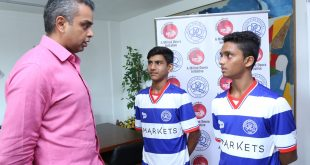 Milind Deora-QPR South Mumbai Junior Soccer Challenger 2015 Talent Hunt winners are London bound!