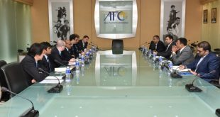 AFC General Secretary Windsor John sees India development key to Asia!