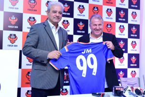 FC Goa - Jaydev Mody - Zico