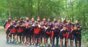 India U-16 boys defeat MSV Duisburg U-17s 3-0 in friendly!