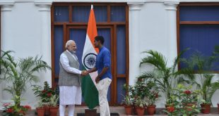 Subrata Pal fueled by India PM Narendra Modi's words!