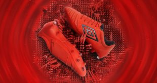 Red Alert: Vibrant new Colourways for UMBRO's boot collection!