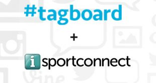 iSportconnect announce partnership with social media experts Tagboard!
