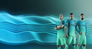 Nike reveal FC Barcelona Third Kit 2016-17!