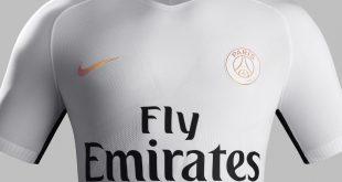 Nike launch Paris Saint-Germain 2016-17 Third Kit!