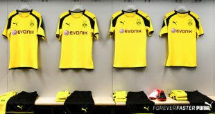VIDEO: PUMA launch new Borussia Dortmund 2016/17 International Kit!