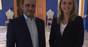 AFDP chairman Prince Ali meets with the Norwegian Minister of Culture & Sport!