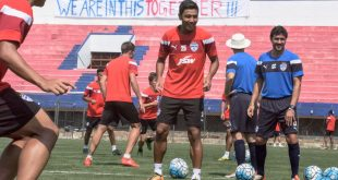 Talented Daniel Lalhlimpuia announces his departure from Bengaluru FC!