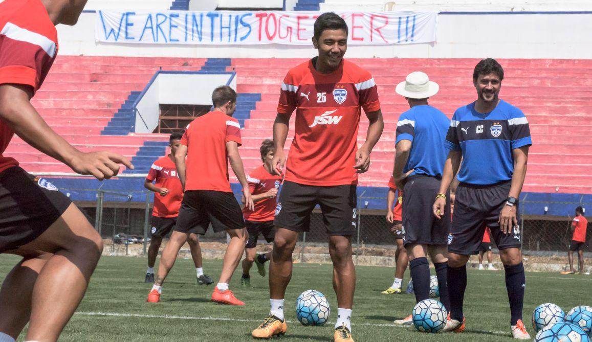 Talented Daniel Lalhlimpuia announces his departure from Bengaluru FC! e4a57a459