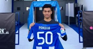 Bengaluru's Ishan Pandita first Indian to sign for La Liga club, joins CD Leganes!