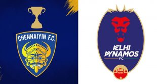 Delhi Dynamos score ISL-5 first win at champions Chennaiyin FC!