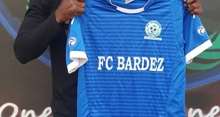 FC Bardez sign Joel Sunday on loan from Tollygunge Agragami!