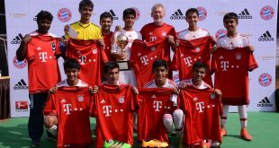 adidas to organise fifth India finals of FC Bayern Youth Cup!