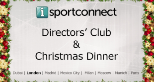 FA Chairman announced for iSportconnect Directors' Club & Christmas Dinner!