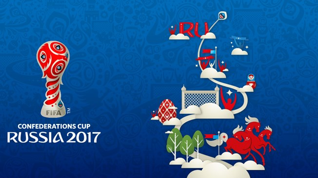 Image result for FIFA Confederations Cup 2017