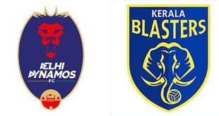 Delhi Dynamos score 2-0 win over Kerala Blasters!