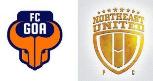 FC Goa score 5-1 win over NorthEast United FC!