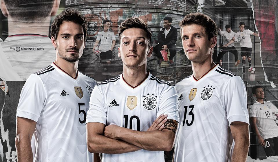 adidas   DFB launch new Germany home kit! - Arunava about Football b5d4f369f