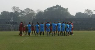 VIDEO – ABP Ananda: Mohun Bagan returns to training ahead of final I-league matches!