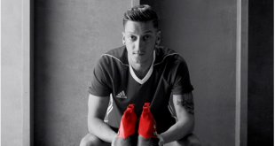 Mesut Özil named Germany's Fan Player of the Year 2016!