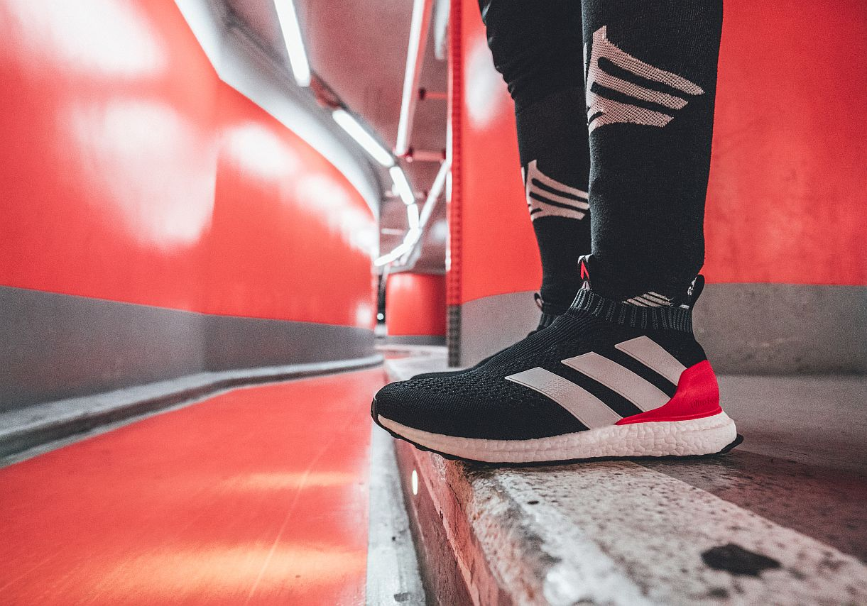 the best attitude 72003 e7048 adidas Football releases new Red Limit ACE 16+ UltraBOOST!