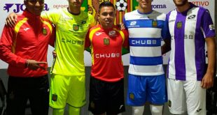 Joma agrees technical supplier deal with Ecuador's Club Deportivo Cuenca!