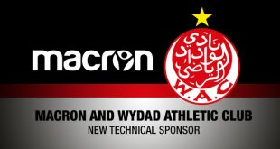 Macron & WAC Casablanca sign new Technical Partnership!
