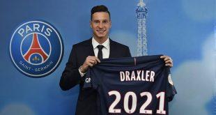 Germany's Julian Draxler signs for Paris Saint-Germain!