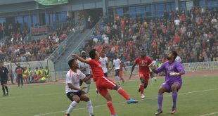 Aizawl FC beat I-League leaders East Bengal, now themselves in the title race!
