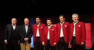 FC Bayern Munich unveil three new club brand ambassadors!