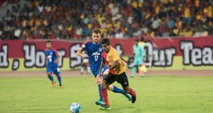 VIDEO – I-League: Bengaluru FC 1-3 East Bengal – Match Highlights!