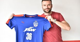 I-League: Bengaluru FC sign experienced Serbian striker Marjan Jugovic!