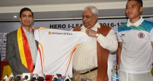 East Bengal Club announce Shyam Steel as their new co-sponsors!