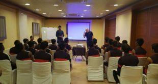 India U-17 squad trains under India senior coach Stephen Constantine!